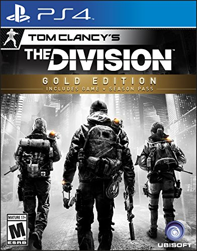 ���� PS4 Tom Clancy's The Division.Gold Edition