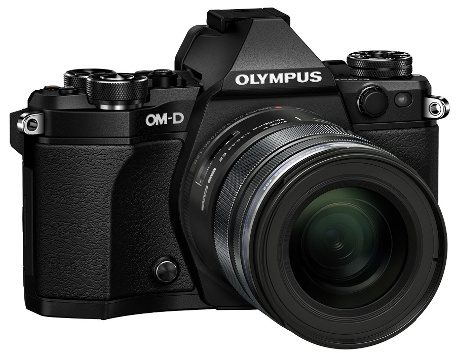Фотоаппарат Olympus OM-D E-M5 Mark II Kit (EZ-M1442EZ) Black V207044BE000