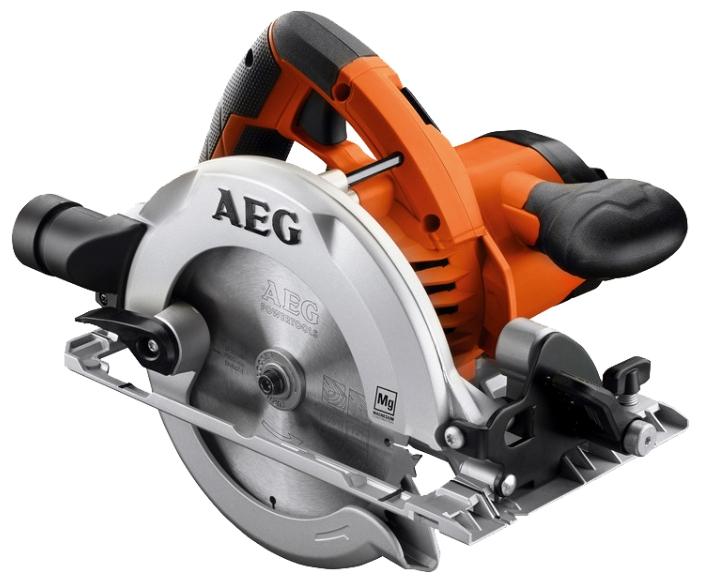 Пила циркулярная (дисковая) AEG KS 55-2
