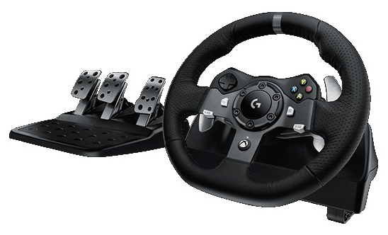 Руль Logitech G920 Driving Force 941-000123