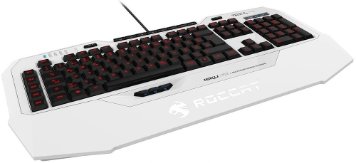 Клавиатура ROCCAT Isku FX White USB ROC-12-931