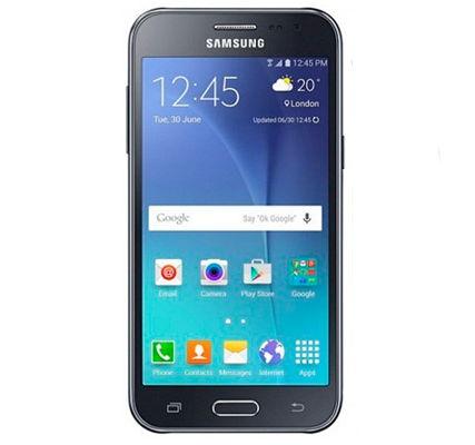 Samsung Galaxy J2 Prime SM-G532F, Black - (Android; GSM 900/1800/1900, 3G, 4G LTE; SIM-карт 2 (Micro SIM); 1400 МГц; RAM 1.50 Гб; ROM 8 Гб; 2600 мАч; 8 млн пикс., светодиодная вспышка; есть, 5 млн пикс.; датчики - приближения)