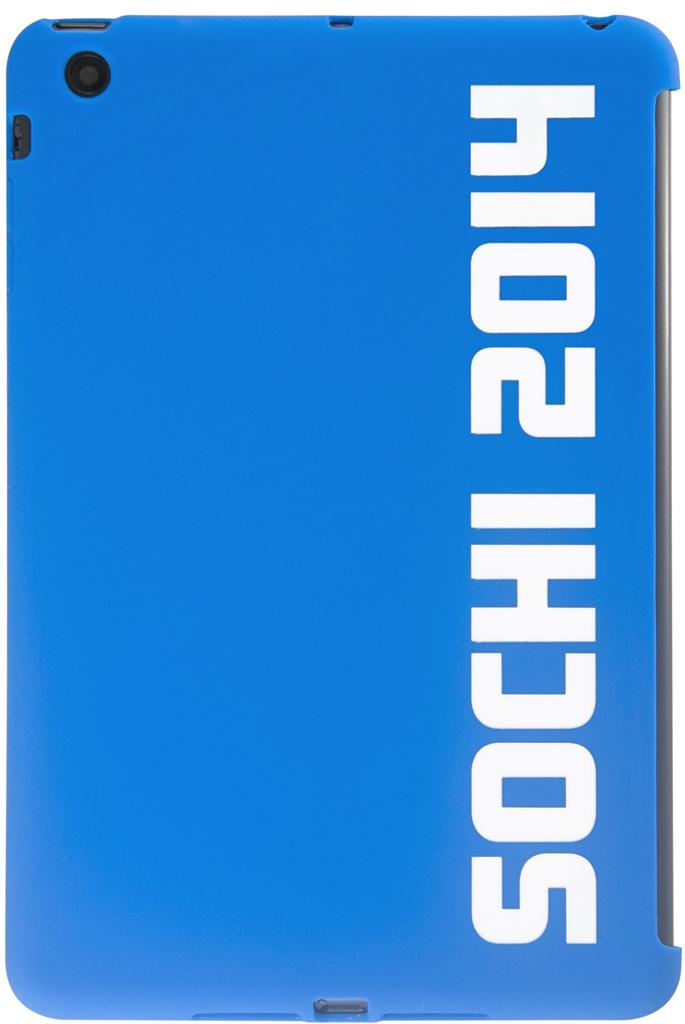 """Чехол СОЧИ2014 для Apple iPad mini 7.9"""" Синий"""