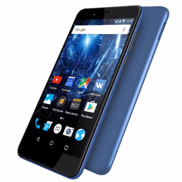 Смартфон Highscreen Easy XL Pro blue