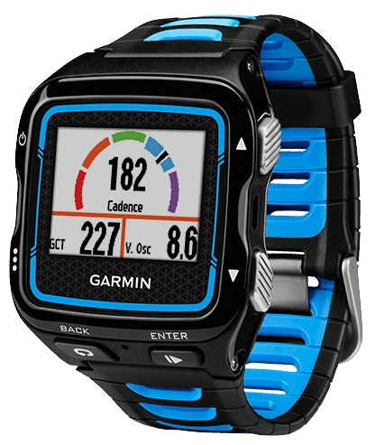 Смарт-часы Garmin Forerunner 920XT HRM black/blue 010-01174-30