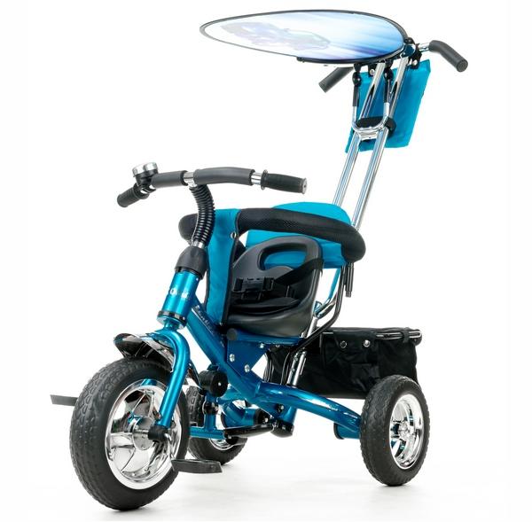 Велосипед трехколесный Liko Baby LB 772, light blue