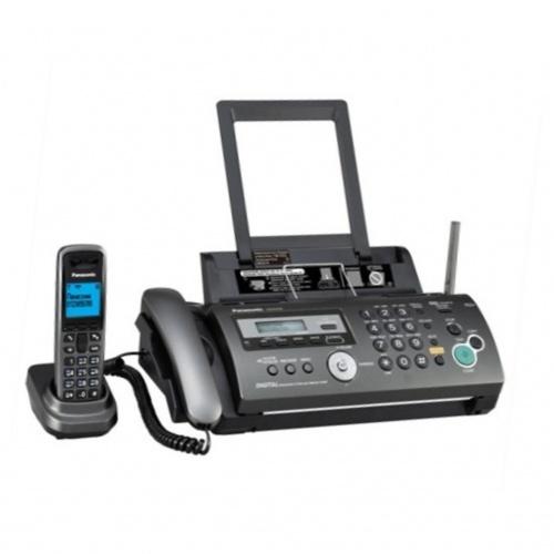 Факс Panasonic KX-FC278RU-T, лист, A4