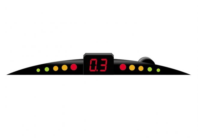 ����������� ����� ParkCity Ultra Slim NEW 420/110, Black