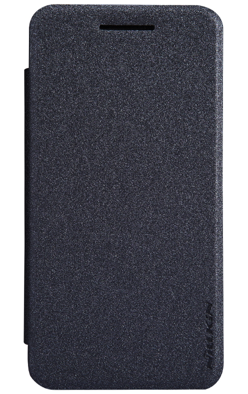 �����-������ Nillkin Sparkle leather case ��� Asus ZenFone 4 (A450CG), Black