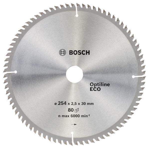 Диск отрезной Bosch 2608641796, по дереву