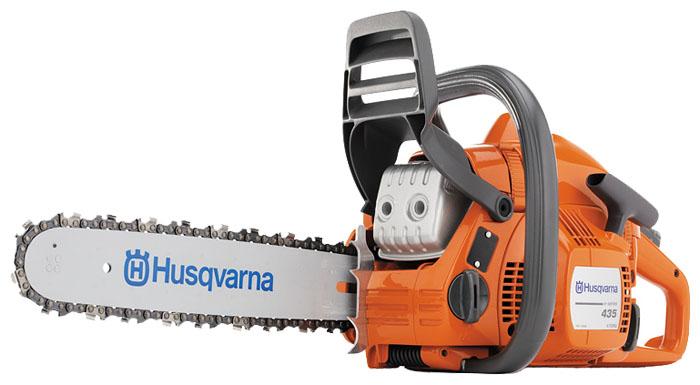 HUSQVARNA 435 [9671554-45] - Бензопила ручная; 1600 Вт / 2.15 л. с.; скоростей 1