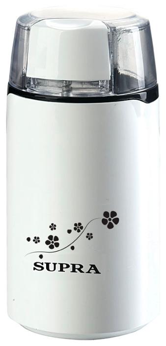 Кофемолка Supra CGS-120 white CGS-120 белая