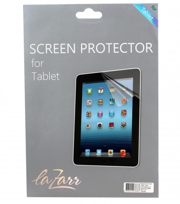 Защитная пленка LaZarr для Samsung Galaxy Tab 3 10.1 P5200/P5210 Glossy 1230165