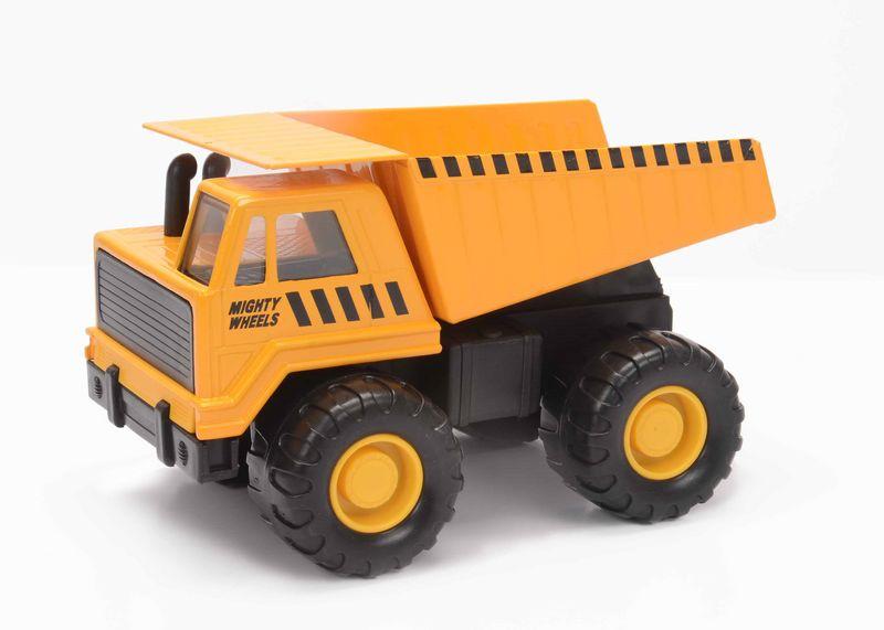 Машинка Soma строительная техника Карьерный грузовик
