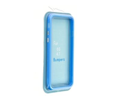 Чехол бампер для Apple iPhone 6/6s, blue