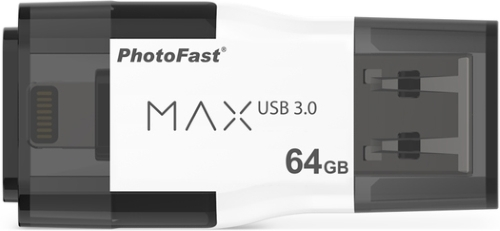 Флешка PhotoFast i-FlashDrive MAX U3 64GB