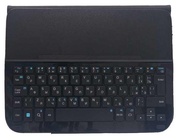 Клавиатура Logitech S410 920-006397 Samsung Galaxy Tab 4 10.1 Black Bluetooth