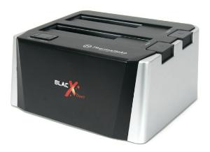 ���-������� Thermaltake BlacX Duet Dual Bay eSATA&USB Docking - USB 2.0, e-SATA, SATA, ������/�����