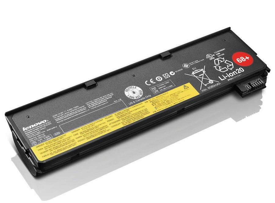 Аккумуляторная батарея Lenovo Thinkpad 68+ (0C52862)