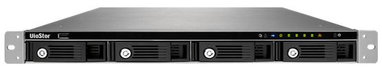 Видеорегистратор QNAP VS-4108U-RP Pro+