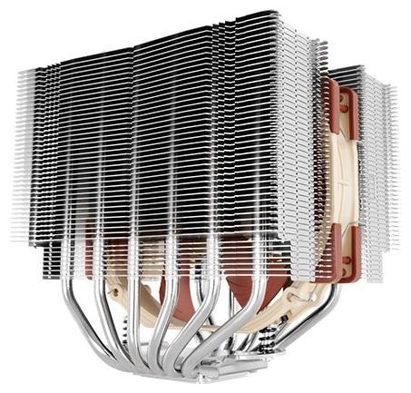 Noctua NH-D15S - для процессора; вентиляторов 1 (140x140x25 мм); 300 - 1500 об/мин; радиатор - алюминий+медь • LGA1150/1151/1155/S1156,