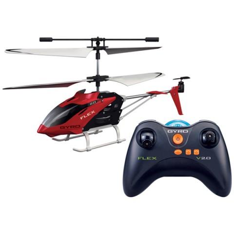 Радиоуправляемая игрушка 1 Toy Вертолет Gyro Flex Red