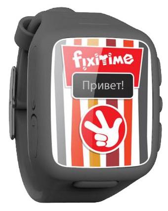�����-���� Elari Fixitime black FT-101 BLACK