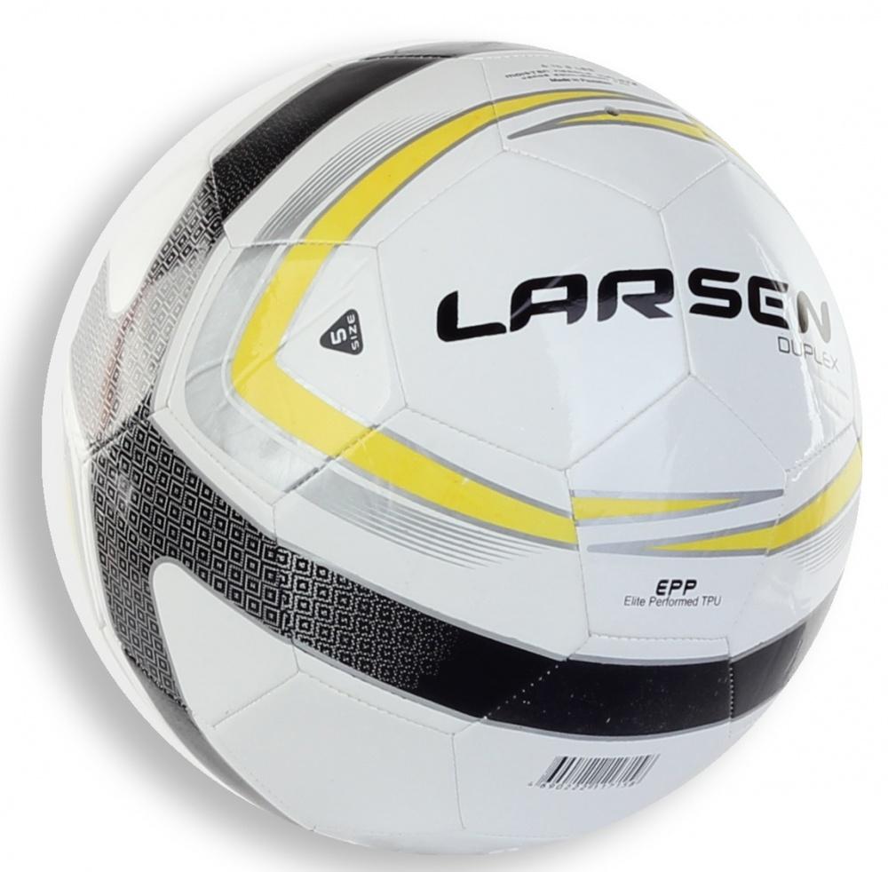 Мяч футбольный Larsen Duplex