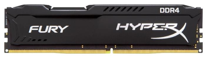 Kingston HX426C15FB/4 - 1 модуль 4 Гб; DDR4; DIMM 288-контактный; 2666 МГц; 1.2 В • ECC - нет; Registered - нет • CL 15 / tRCD 17