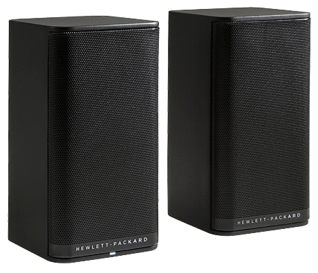 HP S5000 black - (4 Вт; 60-20000 Гц; полос 1; корпус - пластик; питание от USB-порта)