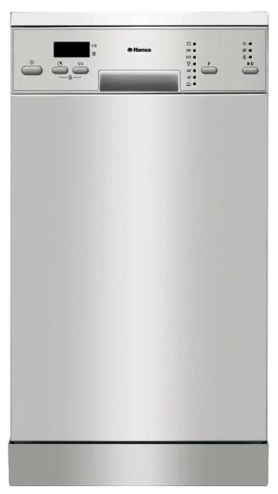Посудомоечная машина Hansa ZWM407IH silver