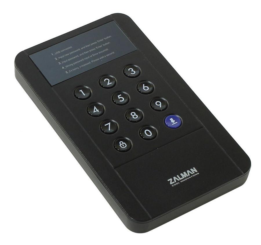 Корпус для жесткого диска Zalman ZM-SHE350