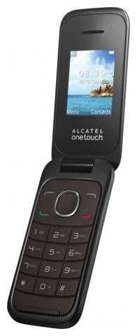 Alcatel One Touch 1035D, белый - (1.8 дюйм., 160x128, 32 Мб, microSD (TransFlash), объемом до 8 Гб, кол-во SIM-карт: 2)