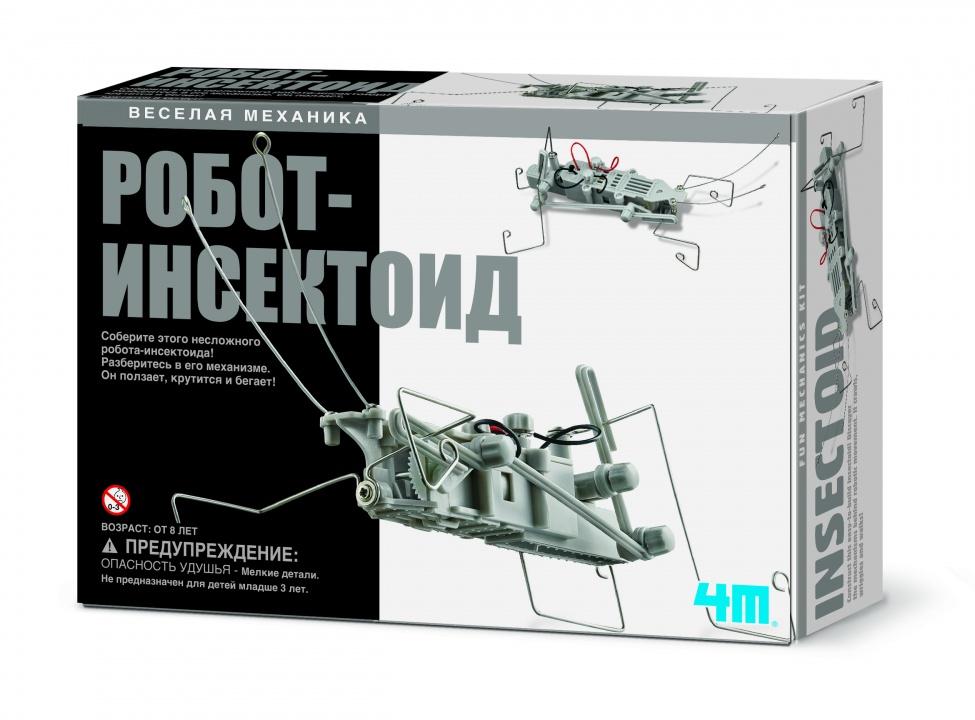 4M 00-03367 Робот инсектоид