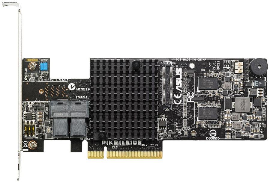 Контроллер ASUS PIKE II 3108-8I/240PD/2G 90SC07P0-M0UAY0