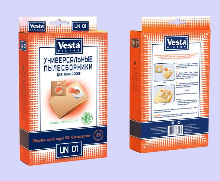 Vesta UN 01, (комплект)