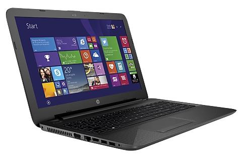 HP 255 G4 (N0Y19ES), Black - (E1 6015 1400 МГц. Экран 15.6 дюймов, 1366x768, широкоформатный. ОЗУ 2 Гб DDR3L 1600 МГц. Накопители HDD 500 Гб; DVD нет. GPU AMD Radeon R2. ОС Win 8)