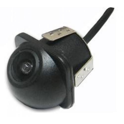 Incar VDC-002 (универсальная) - Установка - задний бампер, врезка; Дисплей - автомагнитола или штатное головное устройство (ШГУ); Соединение