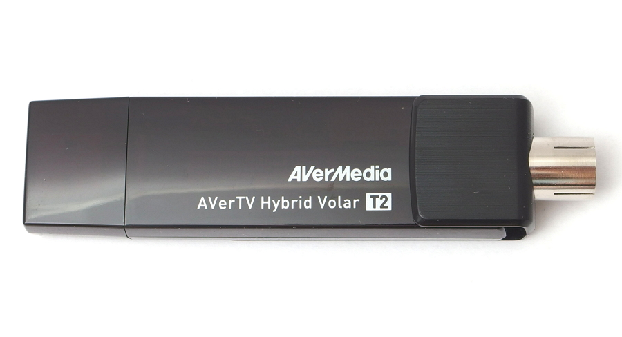 TV-тюнер AVerMedia Technologies AVerTV Hybrid Volar T2 - PAL, SECAM, NTSC