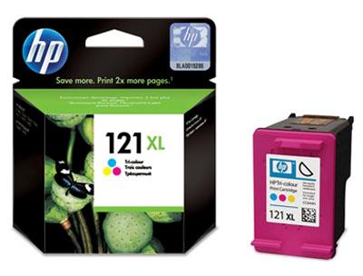 �������� �������� HP 121XL Color CC644HE