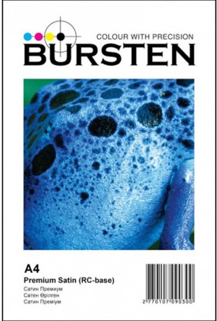 ������ BURSTEN A4 ����� 260 (50 ������) (RC-base) - 50 ������, 260 �/�2