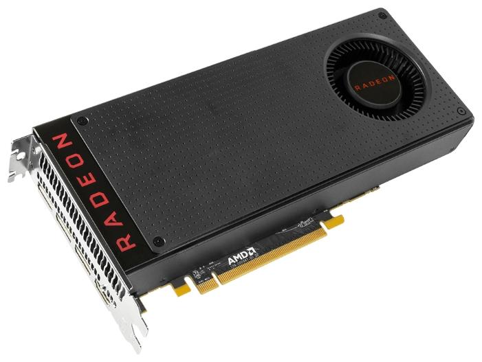 ���������� Gigabyte Radeon RX 480 1120Mhz PCI-E 3.0 8192Mb 8000Mhz 256 bit HDMI HDCP GV-RX480D5-8GD-B
