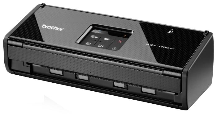 Сканер Brother ADS-1100 ADS1100WR1