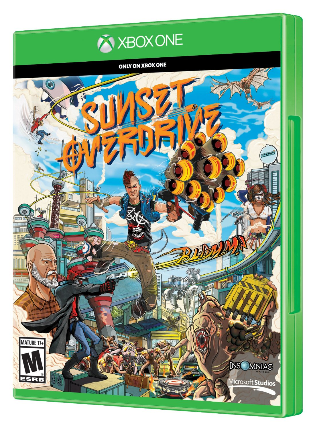 ���� Sunset Overdrive