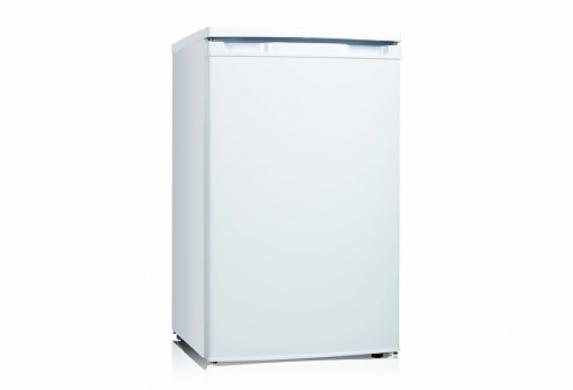 Rolsen RF-120 - (холодильник (клим.класс N, ST), компрессоров 1, дверей 1. (разм. капельная система). ШГВ 84.5 x 50.1 x 54 см. Управление механическое. Энергопотр-е класс A+ (112 кВтч/год). Энергопотр-е A+ белый белый / пластик)