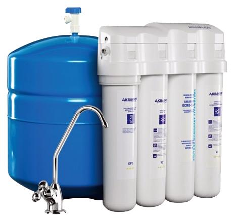 Фильтр для очистки воды Аквафор ОСМО-Кристалл-050-4