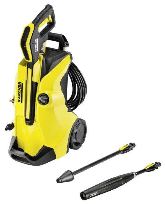 Мини-мойка Karcher K 4 Full Control, yellow 1.324-000.0