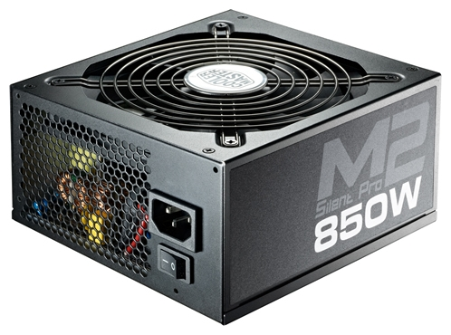 Блок питания Cooler Master Silent Pro M2 850W (RS-850-SPM2)