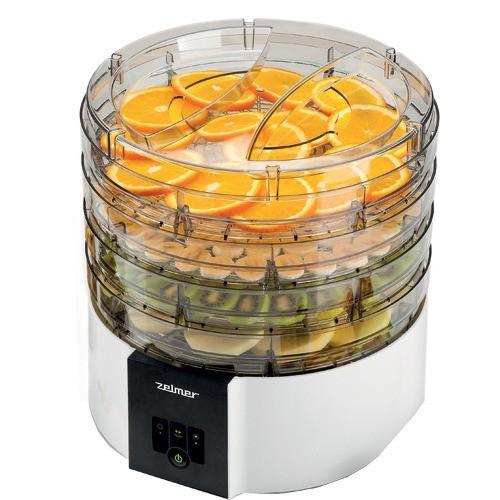 Сушилка для овощей, фруктов, грибов Zelmer ZFD1250W (FD1001)