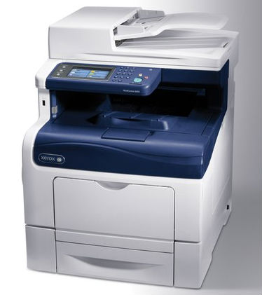 Xerox МФУ WorkCentre 6605.